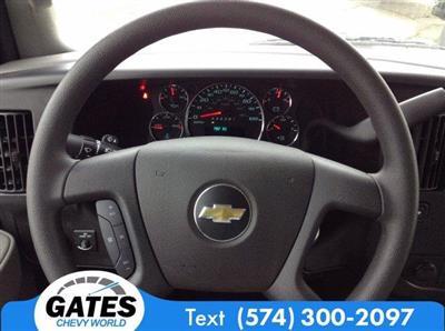 2020 Chevrolet Express 3500 4x2, Cutaway Van #M6741 - photo 14