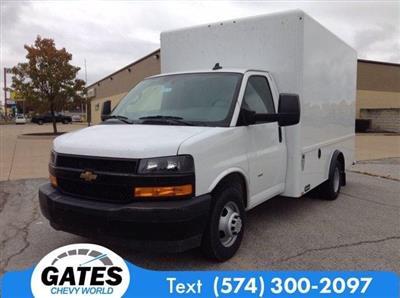 2020 Chevrolet Express 3500 4x2, Cutaway Van #M6741 - photo 1