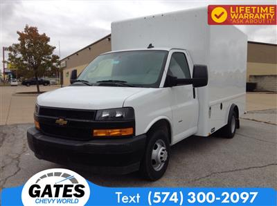 2020 Chevrolet Express 3500 4x2, Hackney Cutaway Van #M6741 - photo 1