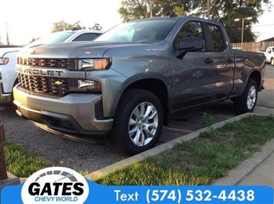 2020 Chevrolet Silverado 1500 Double Cab 4x4, Pickup #M6300RA - photo 1