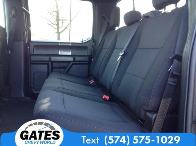 2018 Ford F-150 SuperCrew Cab 4x4, Pickup #M6751A1 - photo 11