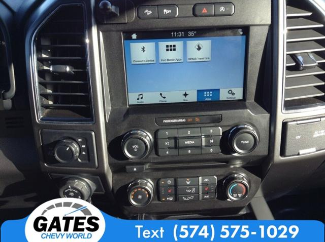 2018 Ford F-150 SuperCrew Cab 4x4, Pickup #M6751A1 - photo 16