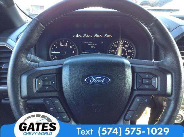 2018 Ford F-150 SuperCrew Cab 4x4, Pickup #M6751A1 - photo 27