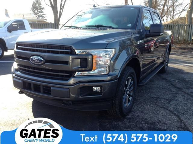 2018 Ford F-150 SuperCrew Cab 4x4, Pickup #M6751A1 - photo 4