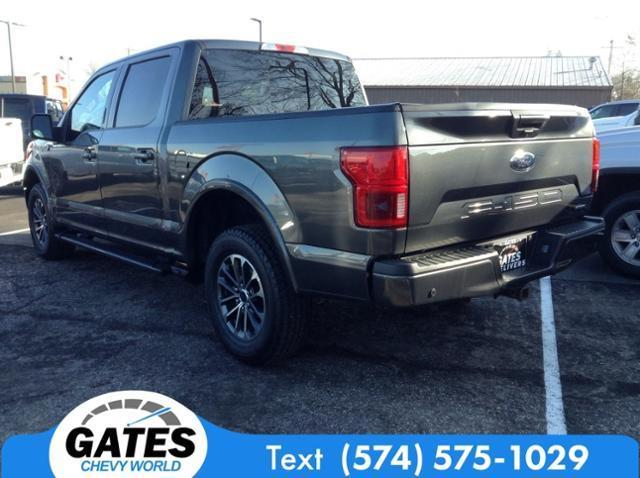 2018 Ford F-150 SuperCrew Cab 4x4, Pickup #M6751A1 - photo 6