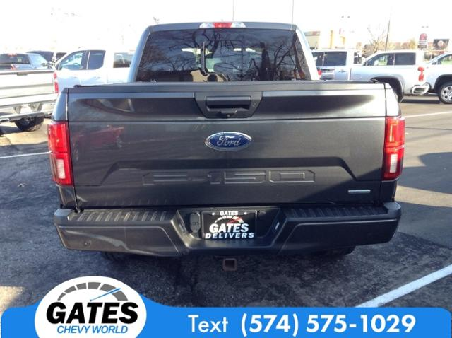 2018 Ford F-150 SuperCrew Cab 4x4, Pickup #M6751A1 - photo 7