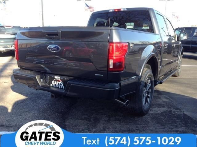 2018 Ford F-150 SuperCrew Cab 4x4, Pickup #M6751A1 - photo 2