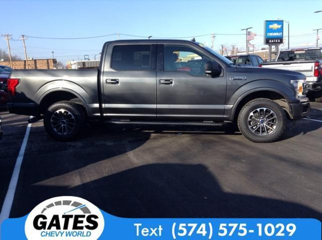 2018 Ford F-150 SuperCrew Cab 4x4, Pickup #M6751A1 - photo 9