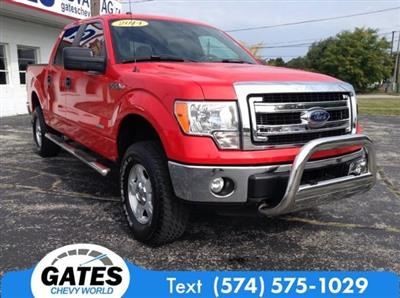 2014 Ford F-150 SuperCrew Cab 4x4, Pickup #M6758B - photo 3