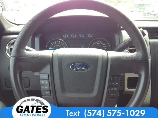 2014 Ford F-150 SuperCrew Cab 4x4, Pickup #M6758B - photo 21