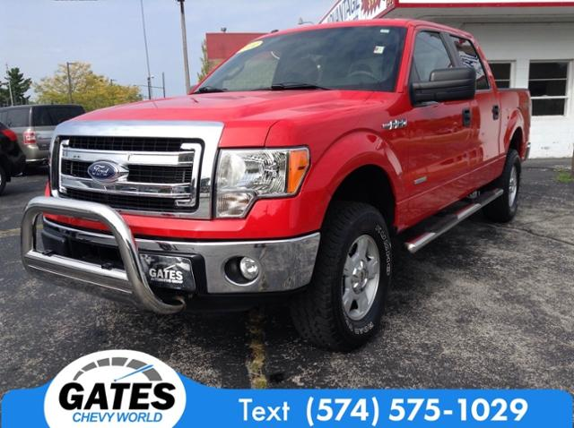 2014 Ford F-150 SuperCrew Cab 4x4, Pickup #M6758B - photo 1