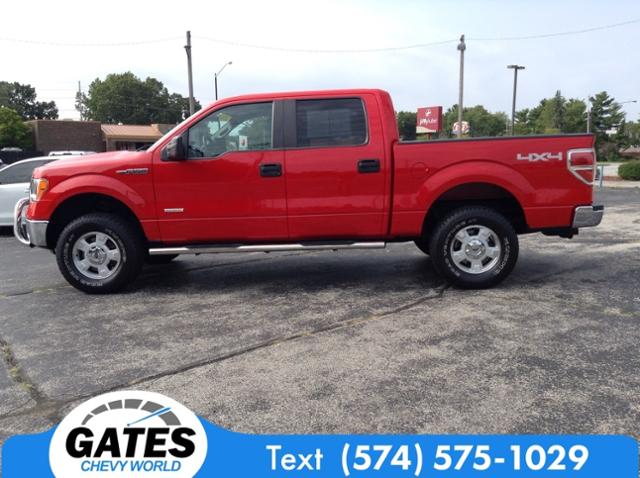 2014 Ford F-150 SuperCrew Cab 4x4, Pickup #M6758B - photo 5