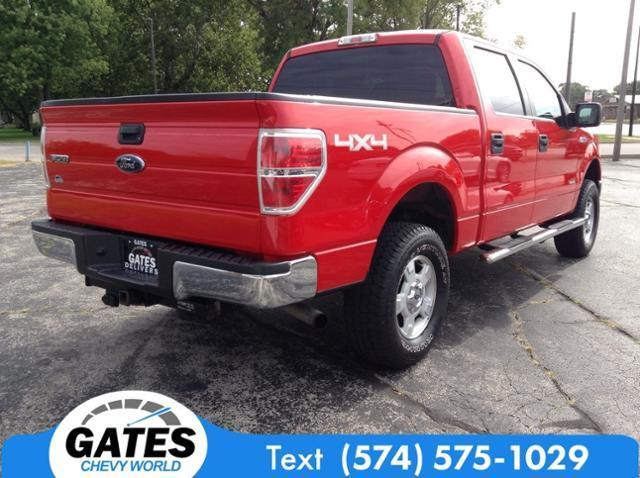 2014 Ford F-150 SuperCrew Cab 4x4, Pickup #M6758B - photo 8