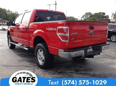 2014 Ford F-150 SuperCrew Cab 4x4, Pickup #M6758B - photo 2