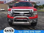 2014 Ford F-150 SuperCrew Cab 4x4, Pickup #M6758B - photo 4