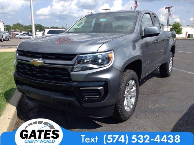 2021 Chevrolet Colorado Extended Cab 4x4, Pickup #M6759 - photo 1