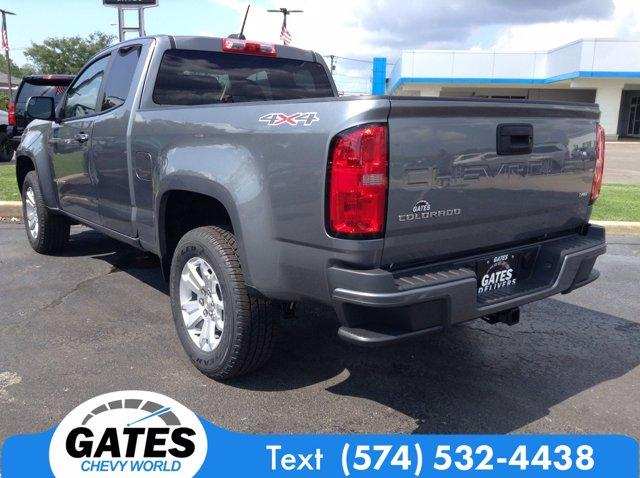 2021 Chevrolet Colorado Extended Cab 4x4, Pickup #M6759 - photo 2