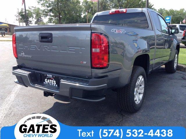 2021 Chevrolet Colorado Extended Cab 4x4, Pickup #M6759 - photo 4