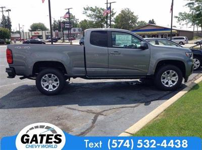 2021 Chevrolet Colorado Extended Cab 4x4, Pickup #M6759 - photo 5
