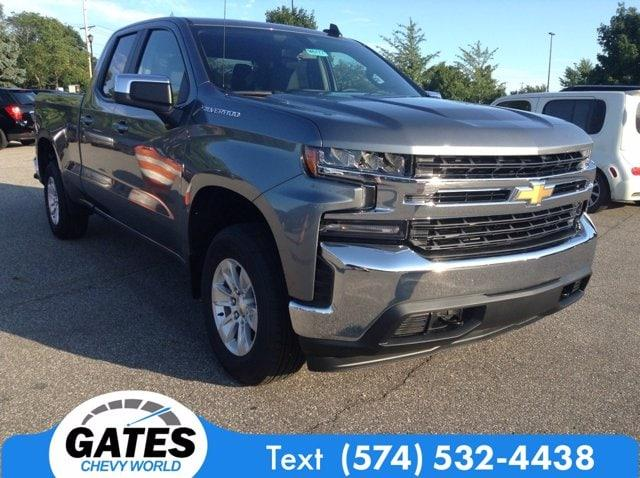 2020 Chevrolet Silverado 1500 Double Cab 4x4, Pickup #M6777 - photo 3