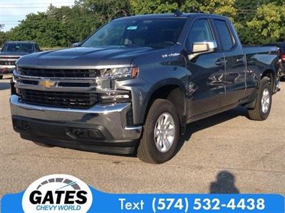 2020 Chevrolet Silverado 1500 Double Cab 4x4, Pickup #M6777 - photo 1