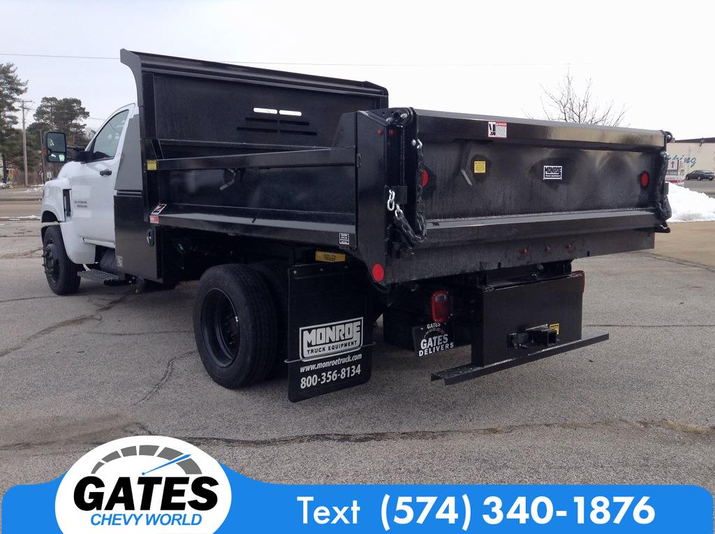 2020 Chevrolet Silverado 4500 Regular Cab DRW 4x2, Monroe MTE-Zee Dump Body #M6803 - photo 2