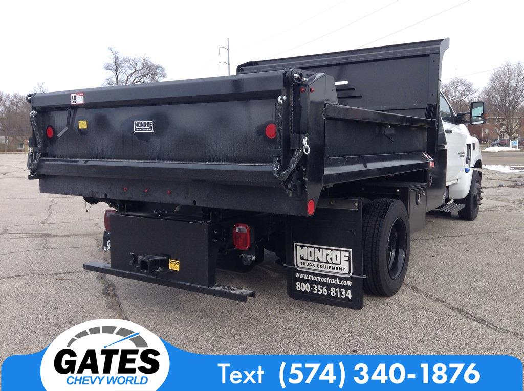 2020 Chevrolet Silverado 4500 Regular Cab DRW 4x2, Monroe MTE-Zee Dump Body #M6803 - photo 4