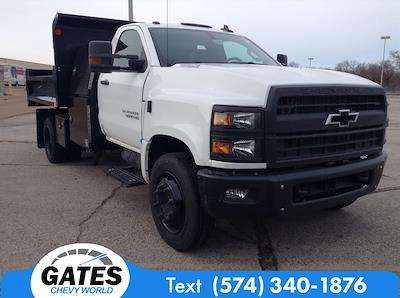 2020 Chevrolet Silverado 4500 Regular Cab DRW 4x2, Monroe MTE-Zee Dump Body #M6803 - photo 3