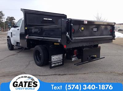 2020 Silverado 4500 Regular Cab DRW 4x2,  Monroe Truck Equipment MTE-Zee Dump Body #M6803 - photo 2