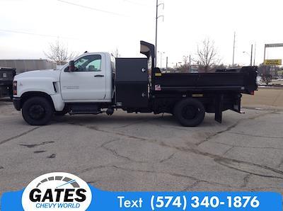 2020 Silverado 4500 Regular Cab DRW 4x2,  Monroe Truck Equipment MTE-Zee Dump Body #M6803 - photo 5