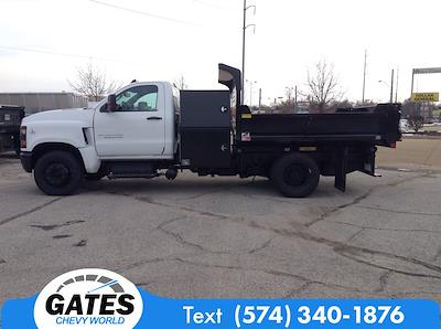 2020 Chevrolet Silverado 4500 Regular Cab DRW 4x2, Monroe MTE-Zee Dump Body #M6803 - photo 5