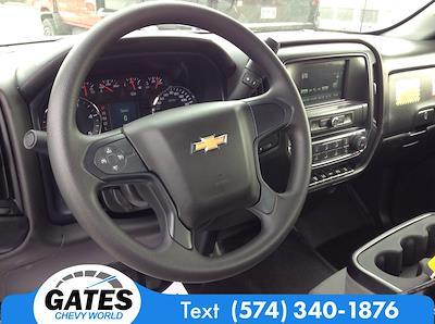 2020 Silverado 4500 Regular Cab DRW 4x2,  Monroe Truck Equipment MTE-Zee Dump Body #M6803 - photo 7