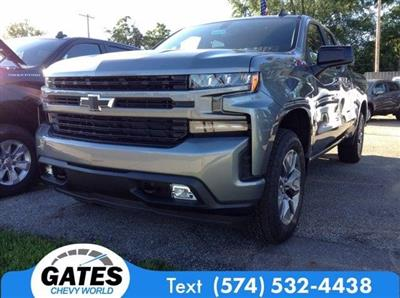 2020 Chevrolet Silverado 1500 Double Cab 4x4, Pickup #M6824 - photo 1
