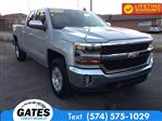 2018 Chevrolet Silverado 1500 Double Cab 4x4, Pickup #M6850A - photo 3