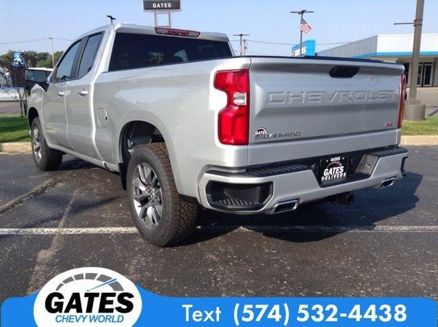 2020 Chevrolet Silverado 1500 Double Cab 4x4, Pickup #M6869 - photo 1