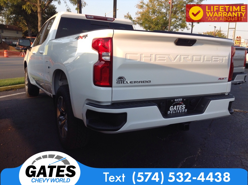 2021 Chevrolet Silverado 1500 Double Cab 4x4, Pickup #M6878 - photo 1
