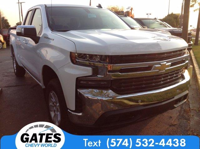 2020 Chevrolet Silverado 1500 Double Cab 4x4, Pickup #M6884 - photo 3