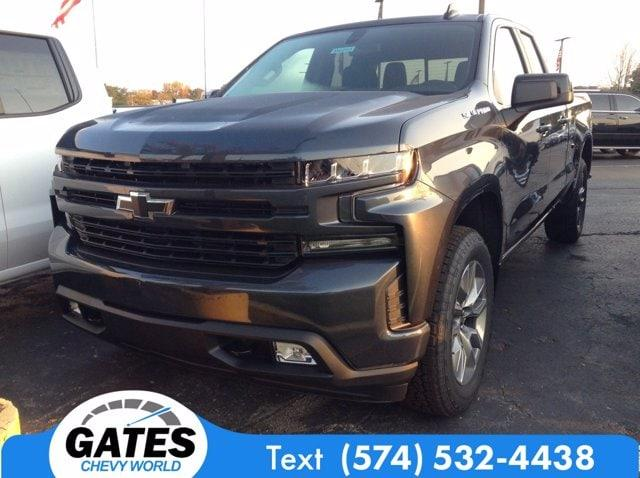 2021 Chevrolet Silverado 1500 Double Cab 4x4, Pickup #M6895 - photo 1