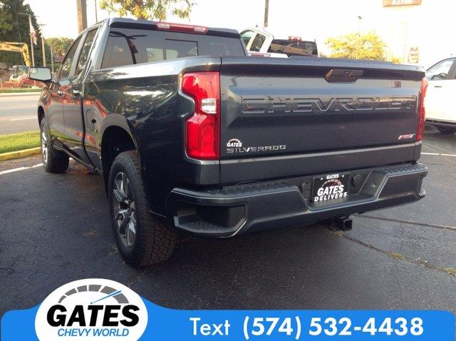 2021 Chevrolet Silverado 1500 Double Cab 4x4, Pickup #M6895 - photo 2