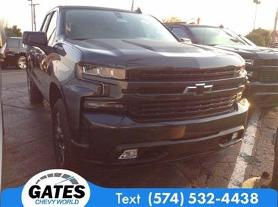 2021 Chevrolet Silverado 1500 Double Cab 4x4, Pickup #M6895 - photo 3