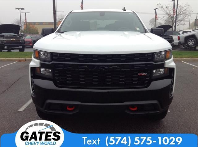 2019 Chevrolet Silverado 1500 Double Cab 4x4, Pickup #M6914A - photo 4