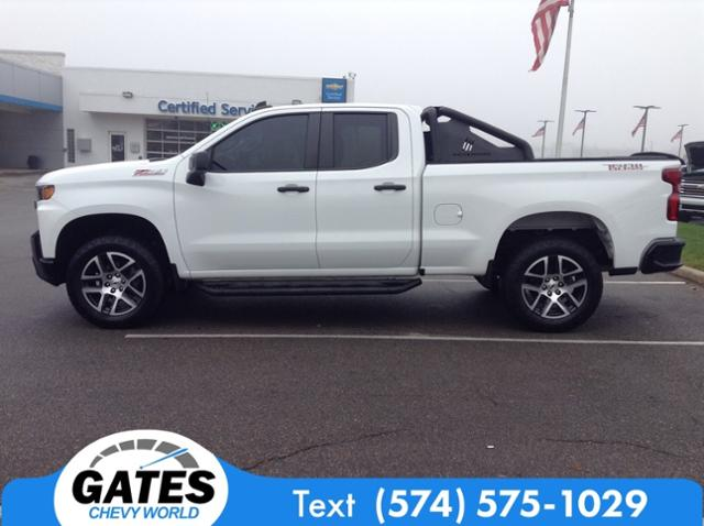 2019 Chevrolet Silverado 1500 Double Cab 4x4, Pickup #M6914A - photo 5
