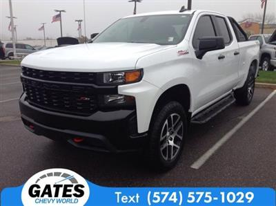 2019 Chevrolet Silverado 1500 Double Cab 4x4, Pickup #M6914A - photo 1