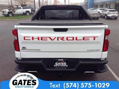 2019 Chevrolet Silverado 1500 Double Cab 4x4, Pickup #M6914A - photo 6