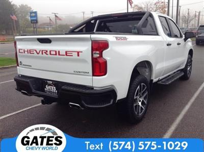 2019 Chevrolet Silverado 1500 Double Cab 4x4, Pickup #M6914A - photo 8