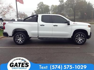 2019 Chevrolet Silverado 1500 Double Cab 4x4, Pickup #M6914A - photo 9