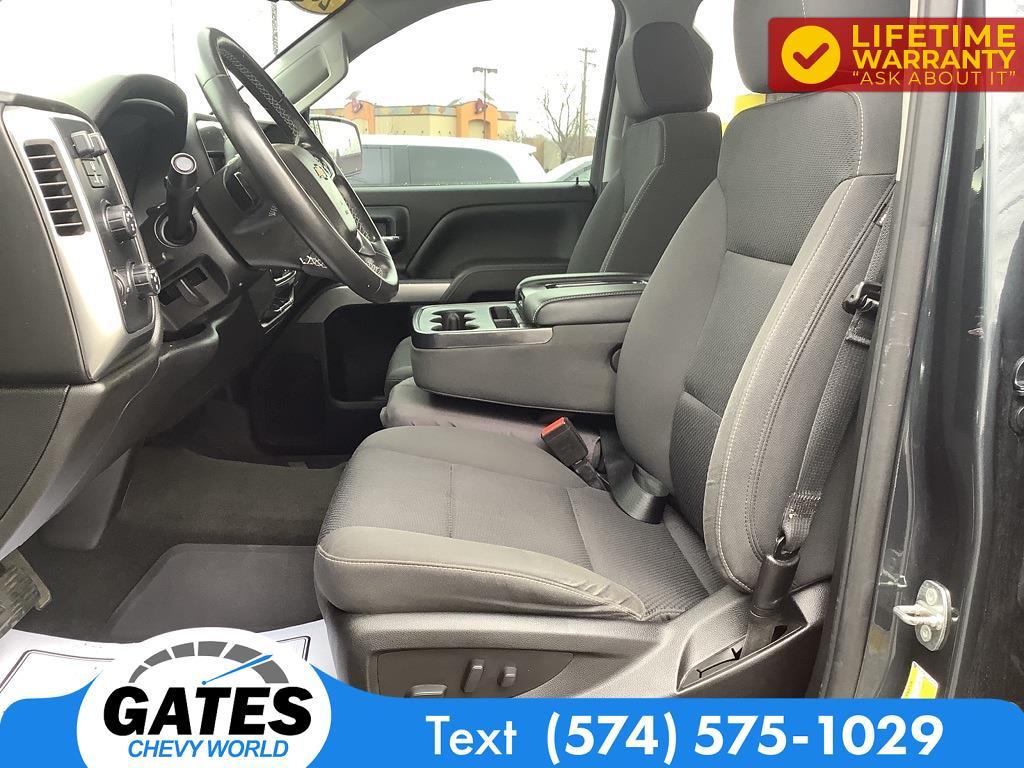 2018 Chevrolet Silverado 1500 Double Cab 4x4, Pickup #M6919A - photo 10
