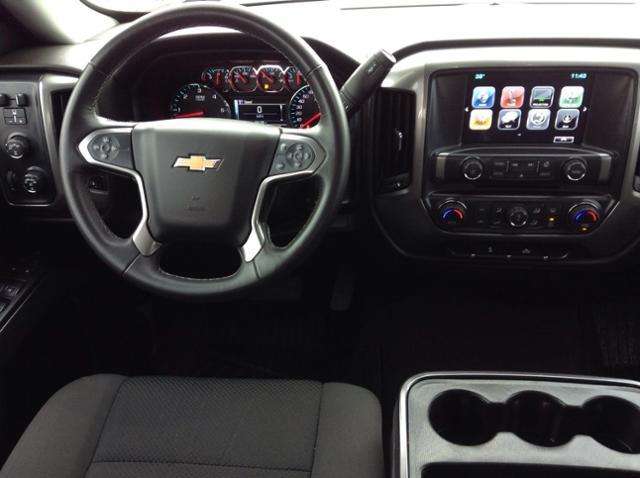 2018 Chevrolet Silverado 1500 Double Cab 4x4, Pickup #M6919A - photo 13