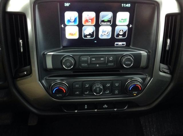 2018 Chevrolet Silverado 1500 Double Cab 4x4, Pickup #M6919A - photo 15