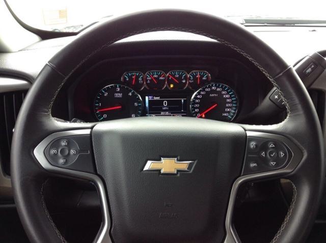 2018 Chevrolet Silverado 1500 Double Cab 4x4, Pickup #M6919A - photo 21
